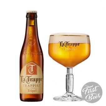Bia La Trappe TRIPEL 8% – Chai 330ml