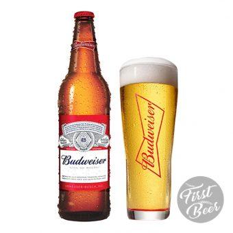 Bia Budweiser 5% – Chai 330 ml