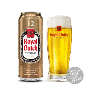 Bia Royal Dutch Gold Super Strong 12%