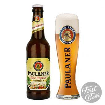 Bia Paulaner Hefe Weissbier