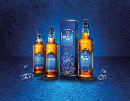 RƯỢU IMPERIAL BLUE – SUPER GRAIN WHISKY 700ML