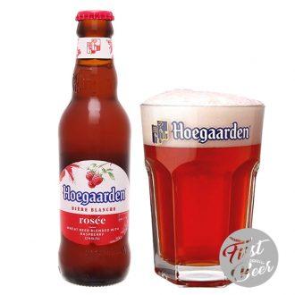 Bia Hoegaarden Rosee 3% – Chai 250ml – Thùng 24 Chai