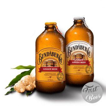 Bia Gừng Ginger Beer Bundaberg