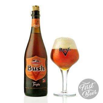 bia bush tripel 750ml