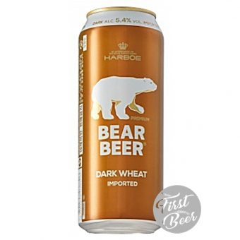 Bia Gấu Bear Beer Dark Wheat 5,4%