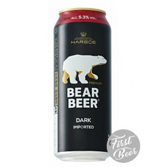 Bia Gấu Bear Beer Dark Imported 5.3%