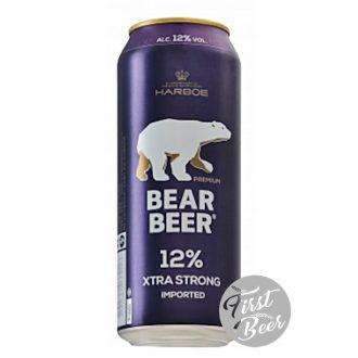 bia gấu 12 độ