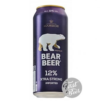 Bia Gấu Bear Beer Extra Strong 12%