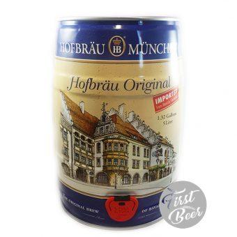 Bia Hofbrau Original 5.1% – Bom 5l