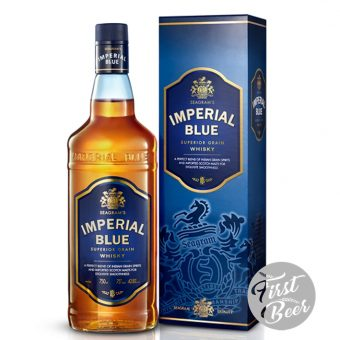 Rượu Whisky Grain Imperial Blue Premium 750ml