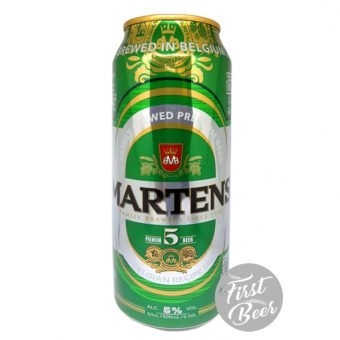 bia Martens xanh