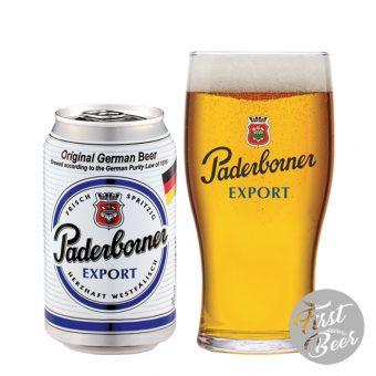 Bia Paderborner 5,5% – Lon 330ml
