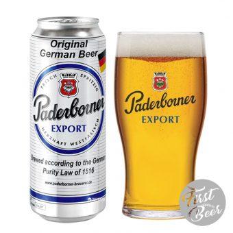 Bia Paderborner 5,5% – Lon 500ml