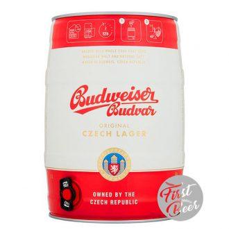 Bia Budweiser Budvar 5% – Bom 5 lit