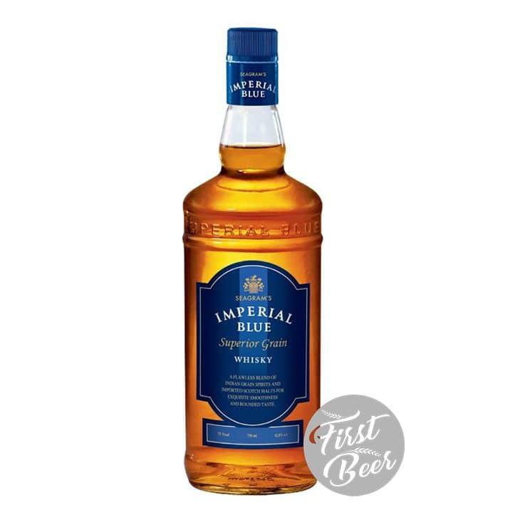 Rượu Imperial Blue - Super Grain Whisky 500ml
