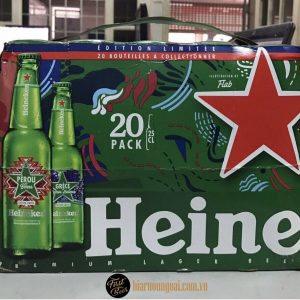 Bia heineken pháp giá bao nhiêu, mua ở đâu