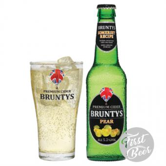 Bruntys cider hương lê