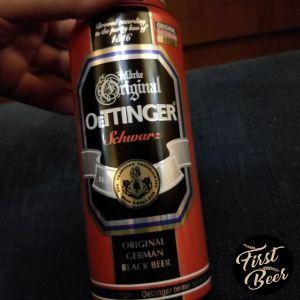 bia oettinger đen nhập khẩu đức