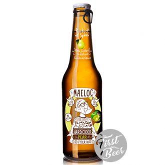 Bia trái cây Maeloc Táo Dâu 4.0% – Chai 330ml – Thùng 24 Chai