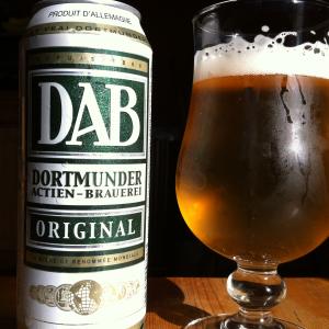 bia đức DAB