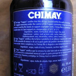 bia chimay xanh cao cấp