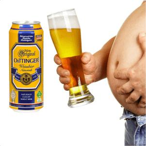 bia oettinger béo uống có béo