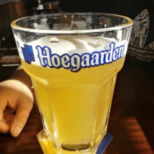 hương vị bia hoegaarden