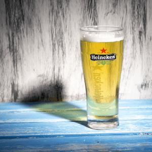 không thể bỏ lỡ hương vị của bia Heineken hà lan