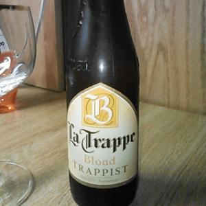 lý lịch của bia la trappe blond