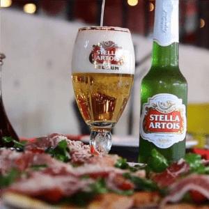 Bia Stella Artois Uống với món gì ngon