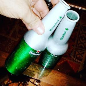 bia heineken chai nhôm hà lan