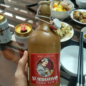 bia sứ Sebastiaan Dark