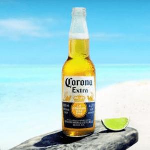 vì sao uống bia corona khi đi biển