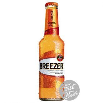 Rượu trái cây Freezer Orange 4.8% – Chai 275ml – Thùng 24 Chai