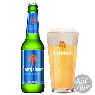 Bia Oranjeboom Lager Imported 5% – Chai 330ml – Thùng 24 Chai
