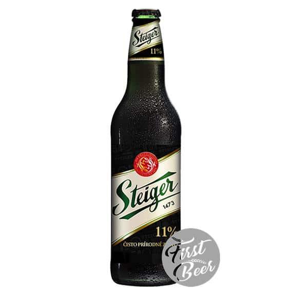 Bia Steiger 1473 Dark 4,5% – Chai 500ml – Thùng 24 Chai