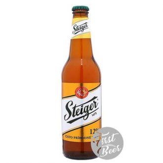 Bia Steiger 1473 Gold 5,0% – Chai 500ml – Thùng 24 Chai