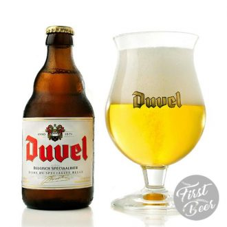 Bia Duvel 8.5% – Chai 330ml – Thùng 24 Chai