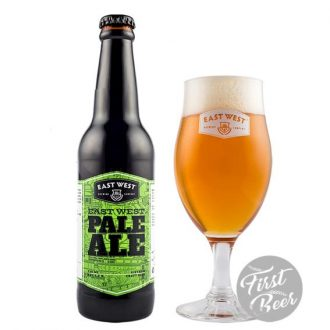 Bia East West Pale Ale 6% – Chai 330ml – Thùng 24 Chai