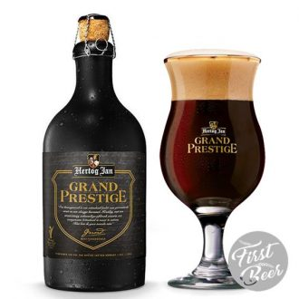 Bia Hertog Jan Grand Prestige 10% – Chai sứ 500ml