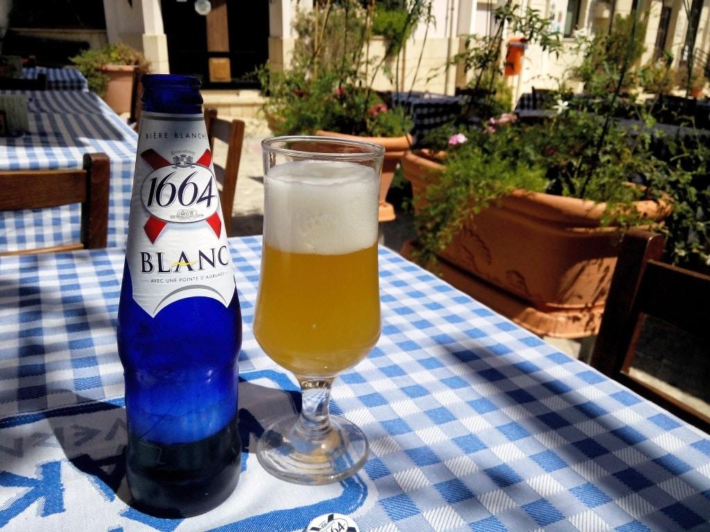 bia blanc 1664