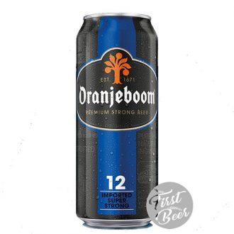 Bia Oranjeboom Super Strong 12% – Lon 500ml – Thùng 24 Lon