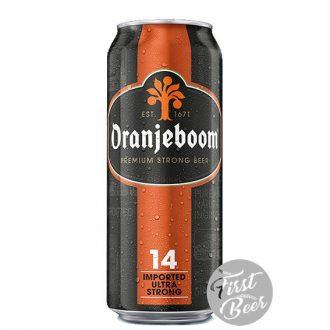 Bia Oranjeboom Ultra Strong 14% – Lon 500ml – Thùng 24 Lon