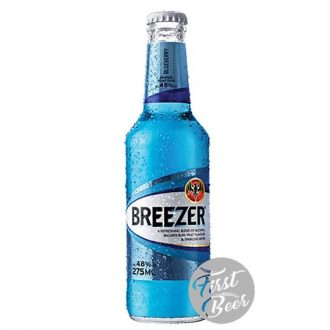 Rượu trái cây Freezer Blueberry 4.8% – Chai 275ml – Thùng 24 Chai