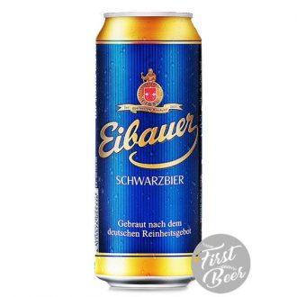 Bia Eibauer Schwazbier 4,2% – Lon 500ml – Thùng 24 Lon