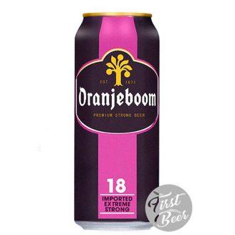 Bia Oranjeboom Extreme Strong 18% – Lon 500ml – Thùng 24 Lon