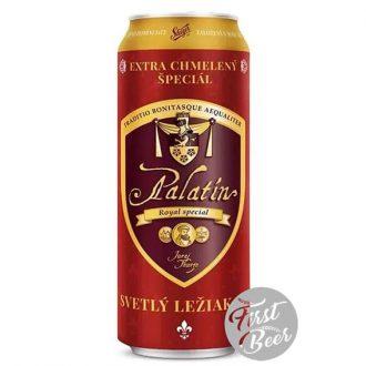 Bia Steiger Palatin 5,5% – Lon 500ml – Thùng 24 Lon