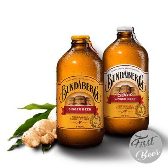 Bia Gừng Ginger Beer Bundaberg - Chai 375ml