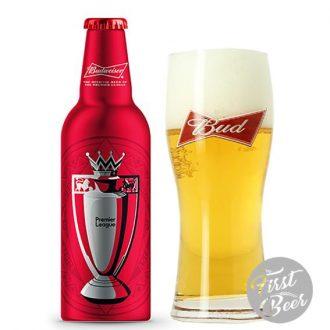 Bia Budweiser 5% – Chai nhôm 330ml – Thùng 24 Chai