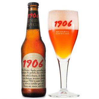 Bia 1906 Reserva Especial 6.5% – Chai 330ml – Thùng 24 Chai